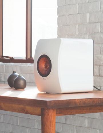KEF's new LS50 Wireless